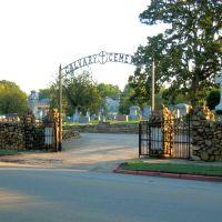 Calvary Cemetery, Форт-Смит