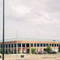 Police headquaters, Форт-Смит