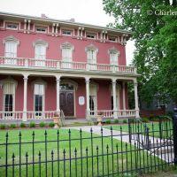 The Bonneville House, Форт-Смит