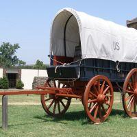 Covered Wagon, Форт-Смит