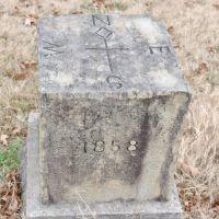 1858 Compass, Форт-Смит