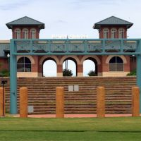 Amphitheatre, Форт-Смит