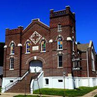 Quinn Chapel, Форт-Смит