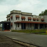 Ft. Smith, AR (former SLSF Frisco depot), Форт-Смит