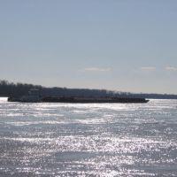Tugboat At Battle Axe Landing, Хоппер