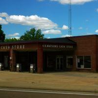 H.R. Watsons Cash Store, Хоппер