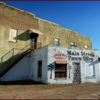 Main Street, Marks, MS, Хоппер