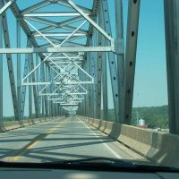 Crossing the Mississipi River near Helena AR, Хоппер