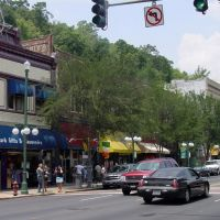 Central Ave. Hot Springs., Хот-Спрингс (национальный парк)