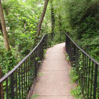 Walkway, Хот-Спрингс (национальный парк)