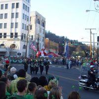 1st Ever 6th Annual Worlds Shortest St. Pattys Day Parade, Хот-Спрингс (национальный парк)