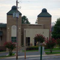 Garland County District court building, Хот-Спрингс (национальный парк)