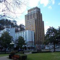 Downtown Hot Springs, Хот-Спрингс (национальный парк)