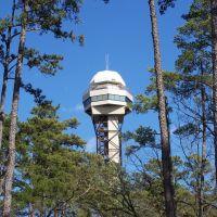 Hot Springs Tower, Хот-Спрингс (национальный парк)