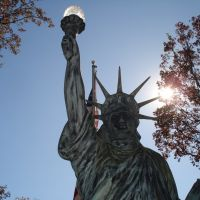 Sherwood Statue Of Liberty, Шервуд