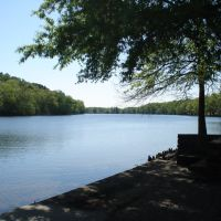 Picnic Area at North Little Rock Lake Number One, Шервуд