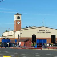 Jacksonville Community Center --, Шервуд