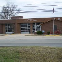 Jacksonville Central Fire Station, Шервуд