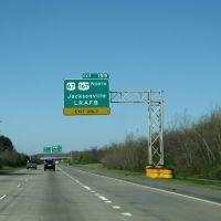 Jacksonville, Arkansas Exit, Шервуд
