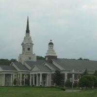 Large Ornate Church, Шервуд