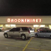 Brookshires supermarket, Эмерсон