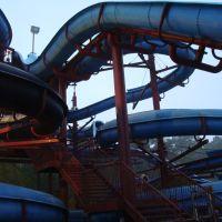 Water Town water slide, Эмерсон