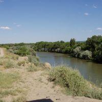 North Platte River at Casper, Каспер