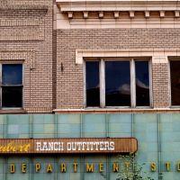 downtown casper - morgan jones, Каспер