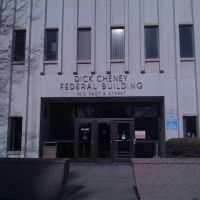 Dick Cheney Federal Building, Каспер