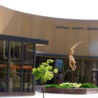 natrona county library, Каспер