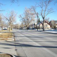 Casper street. November 2007., Каспер