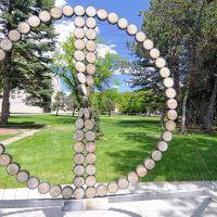 Historical Ring, Cheyenne, Wy, Шайенн