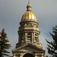 Wyoming State Capitol, Cheyenne, Шайенн