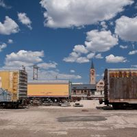 Union Pacific Repair Yard, Шайенн
