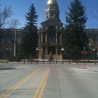 Capitol Building Cheyenne, Шайенн