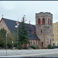 St. Marks episcopal Church,Cheyenne,Wyoming,USA, Шайенн