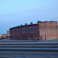 UP Roundhouse Cheyenne, Шайенн