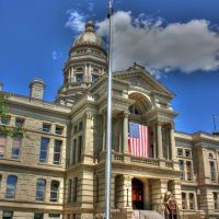 State of Wyoming Capitol, Шайенн