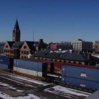 Cheyenne, Wy ,Trainstation February 2008, Шайенн