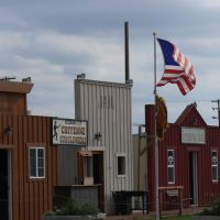 Downtown Cheyenne, Wyoming, Шайенн