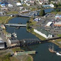 Wishkah River - 200910LJW, Абердин