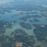 Lake tapps, Бонни-Лейк