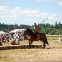 Knight Jousting, Бонни-Лейк