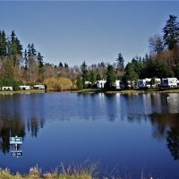 Lake Pleasant RV Park, Bothell WA, Ботелл