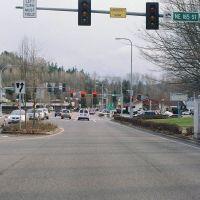 Fire signals and E.T. Signals, Bothell, WA, Ботелл