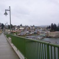 Manette Bridge, Бремертон