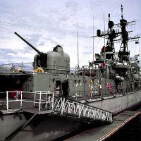 USS Turner Joy, Бремертон