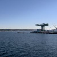 Puget Sound Naval Shipyard, Бремертон