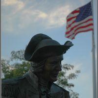 Statue of Captain Vancouver, Ванкувер