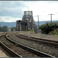 Railroad Bridge, Ванкувер
